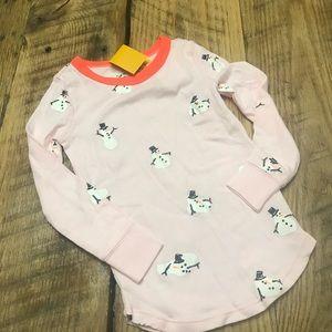 Pink Crewcuts sleep shirt NWT